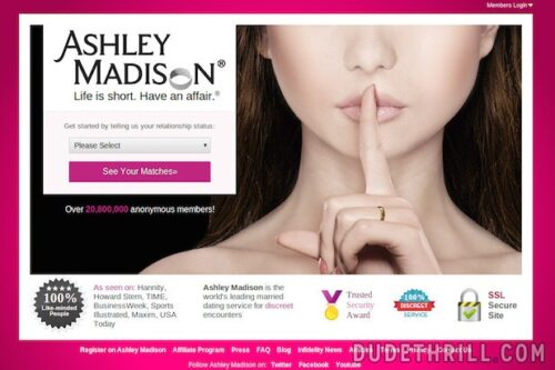 Ashley Madison Review (2021): mirada 100% HONESTA en AshleyMadison.com