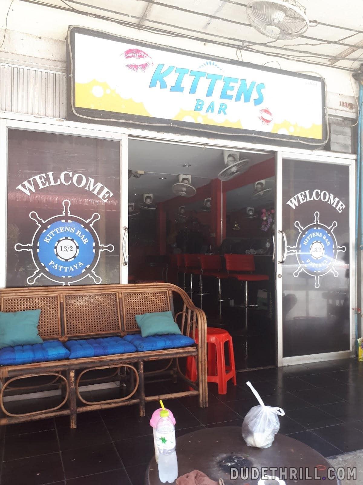 kittens bar