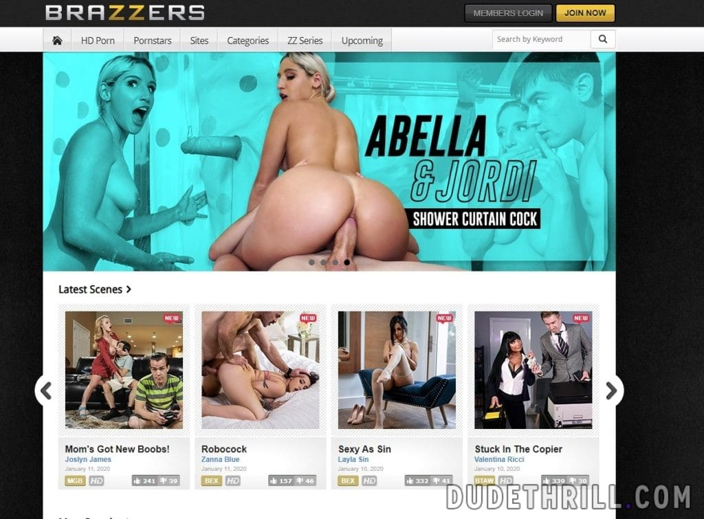 brazzers websted