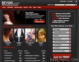 home page di bdsm.com