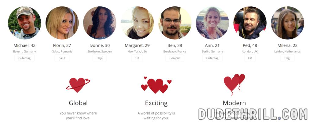 membros do dating.com