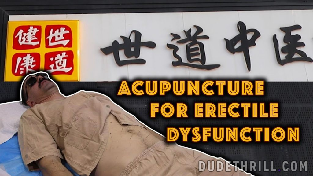 acupuncture and ed