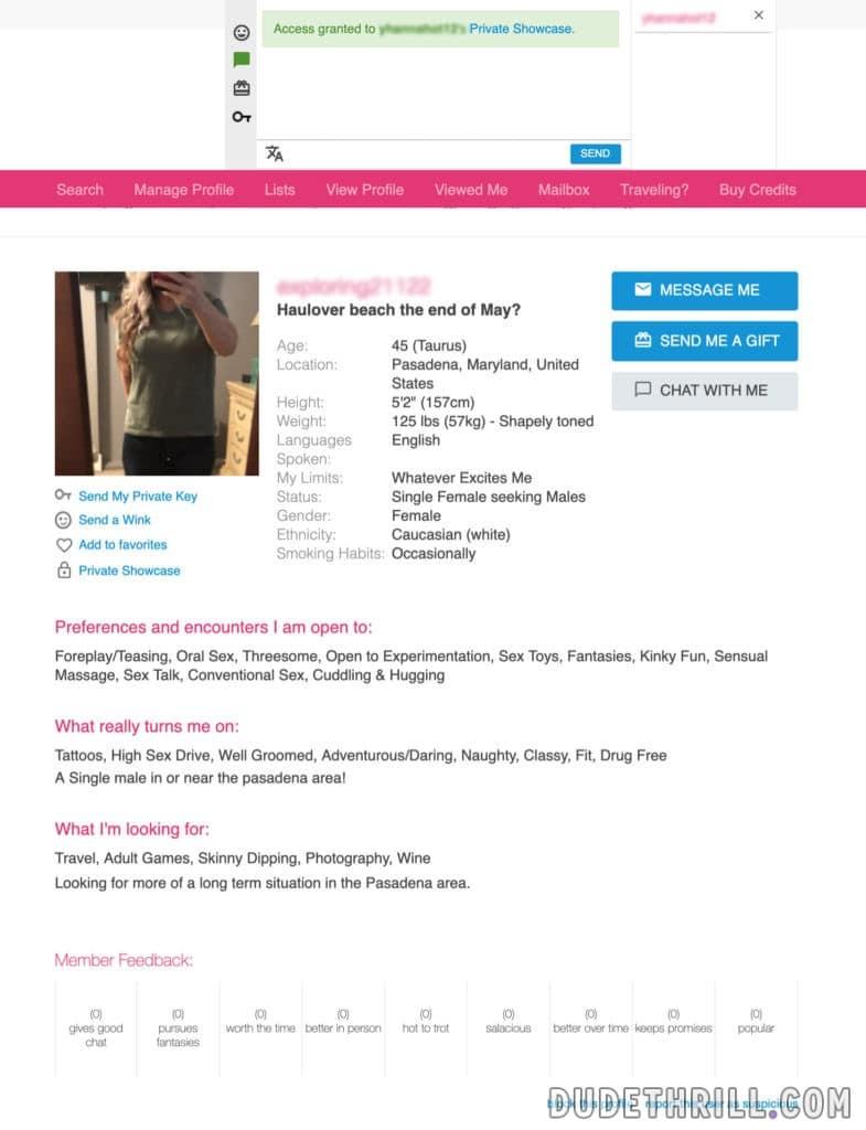 profil ashleymadison