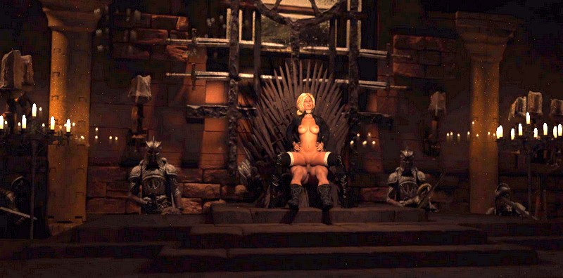 game of moans throne