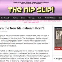 TheNipSlip i 12 NAJLEPSZYCH Celeb Nudes/Fappening & Nagich stron z wyciekami sław, takich jak TheNipSlip.com