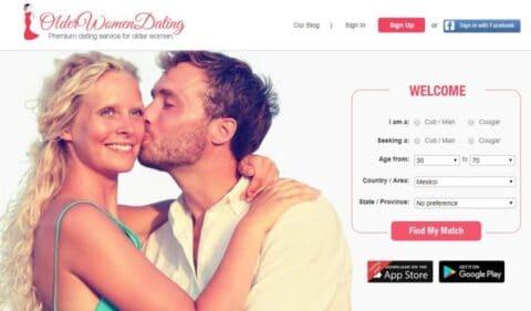 dating voor oudere vrouwen