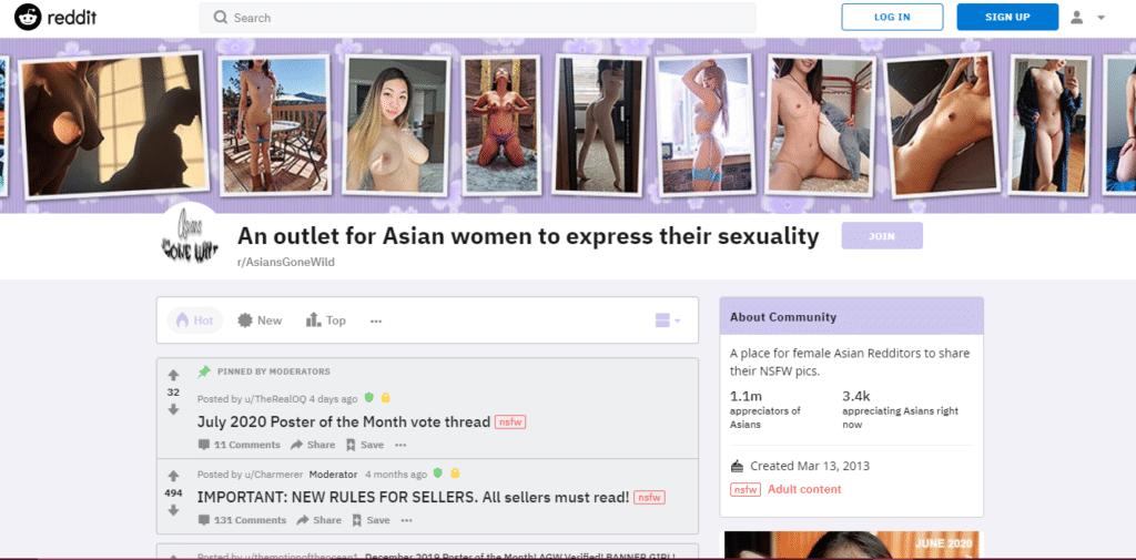 asiansgonewild reddit