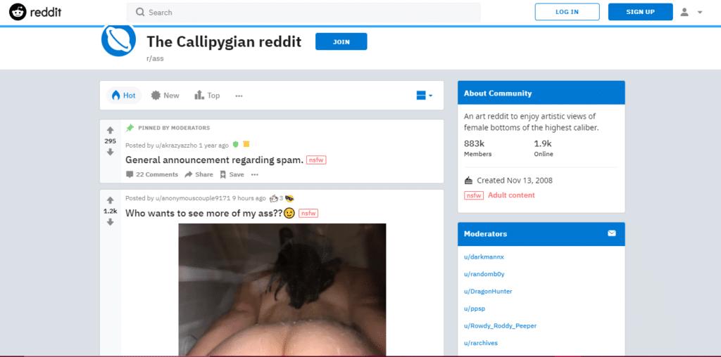 ass reddit