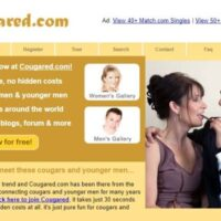 Cougared & TOP 12+ MILF Dating / Hookup-sites zoals Cougared.com