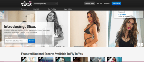 "Slixa & 12 (Best ""Must Visit"") Escort Sites Like Slixa.com"