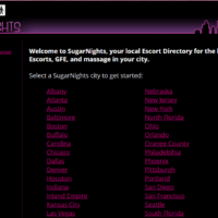Sugarnights Review -- & 10 Escort & Hookup Sites Like Sugarnights.com