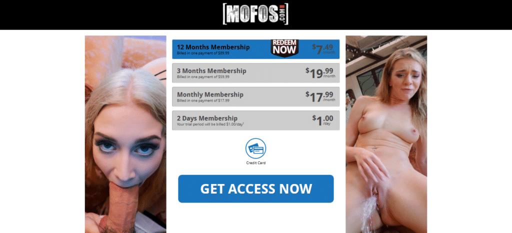 mofos hjemmeside