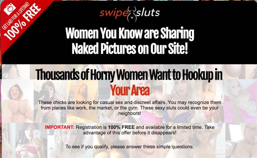 SwipeSluts