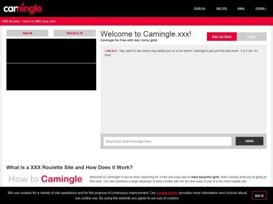 Camingle