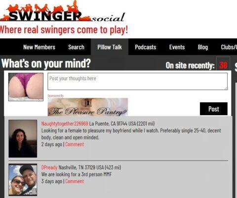 SwingerSocial
