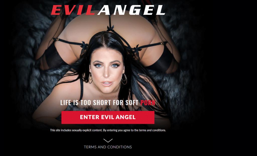 сайт evilangel