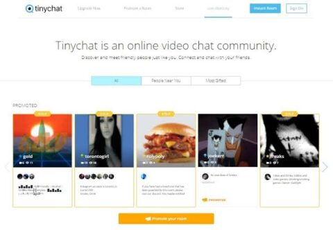 TinyChat βίντεο