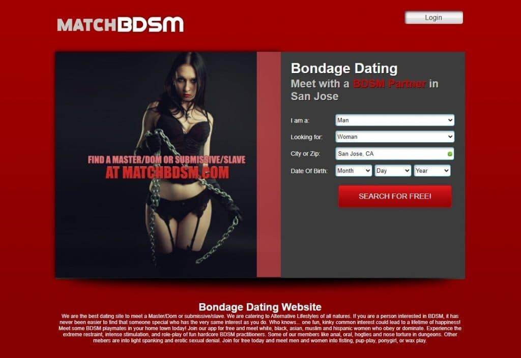 MatchBDSM