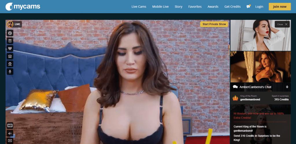 mycams live cams