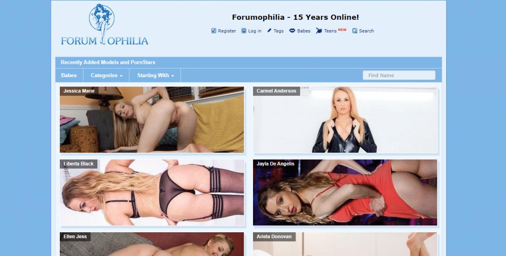 ForumOphilia babes