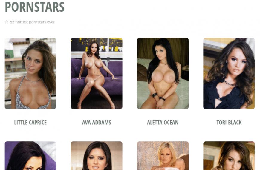 Recenzja HQPorner i (Top-14) DARMOWE kanały porno, takie jak HQPorner.com
