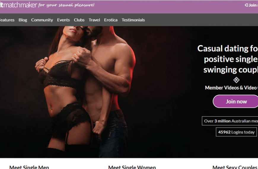 Recenzja AdultMatchMaker i (najlepsze 12) serwisy randkowe, takie jak AdultMatchMaker.com.au