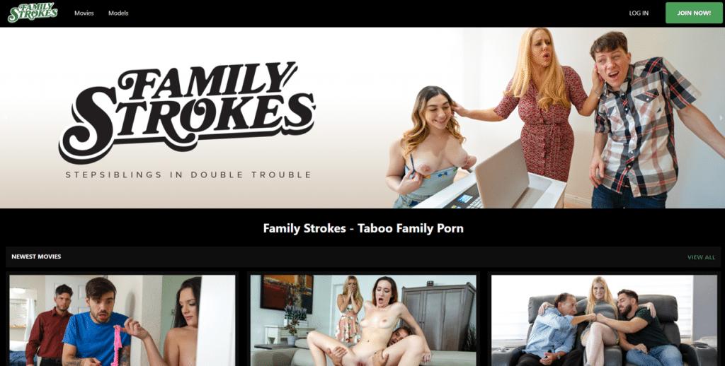 familystrokes المنزل