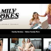 FamilyStrokes & 12 καταπληκτικοί ιστότοποι πορνογραφικού ενδιαφέροντος όπως το Familystrokes.com