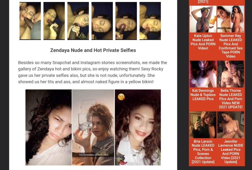 ScandalPlanet Zendaya