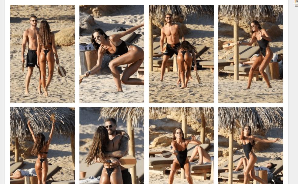 CelebritySlips bikini