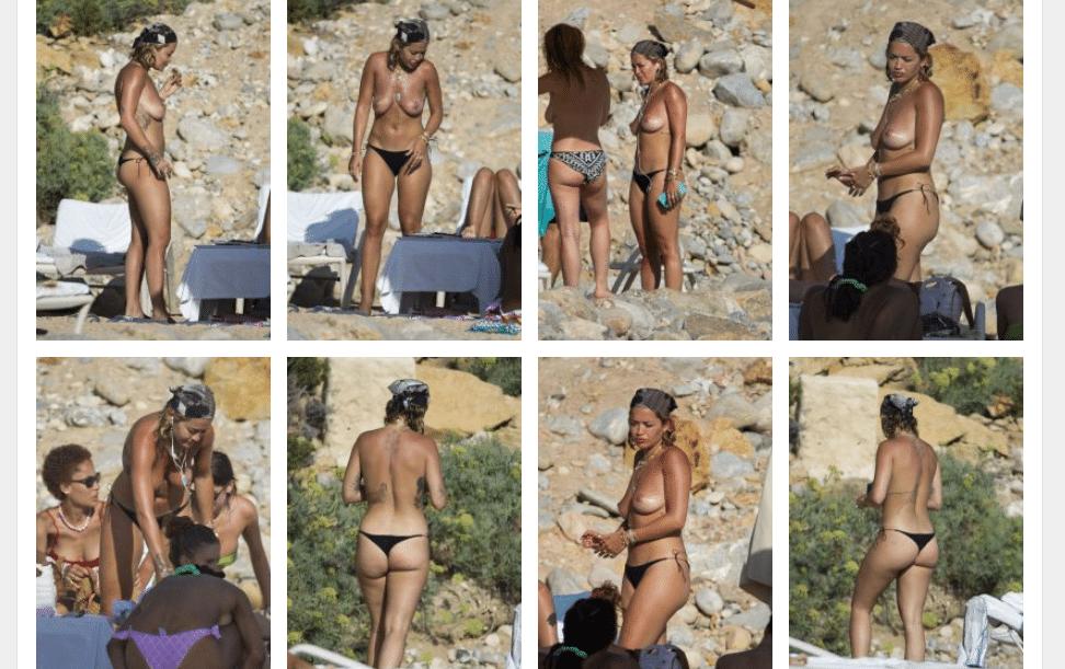 CelebritySlips topless