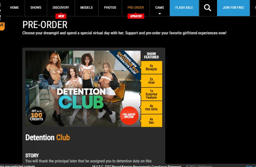 LifeSelector & 12-beste interactieve en premium pornosites zoals Lifeselector.com